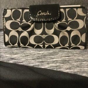 Coach authentic wallet